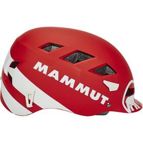 Mammut El Cap Helmet lava-white
